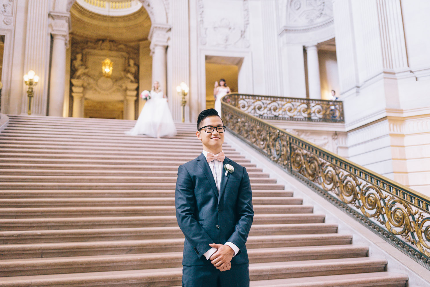 San Francisco City Hall Wedding Photos City Hall Wedding Photographer JBJ Pictures.jpg