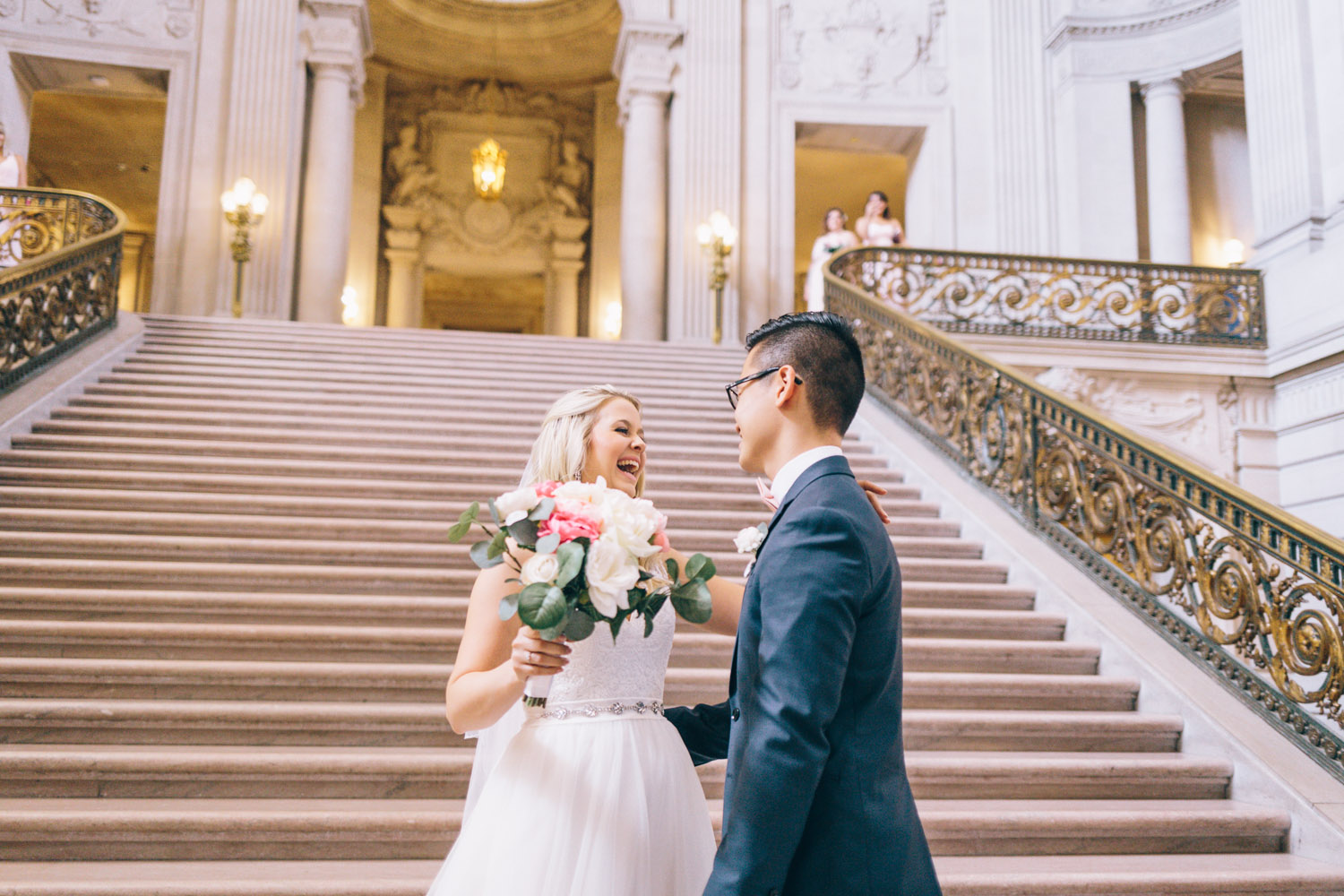San Francisco City Hall Wedding Photos City Hall Wedding Photographer JBJ Pictures-4.jpg