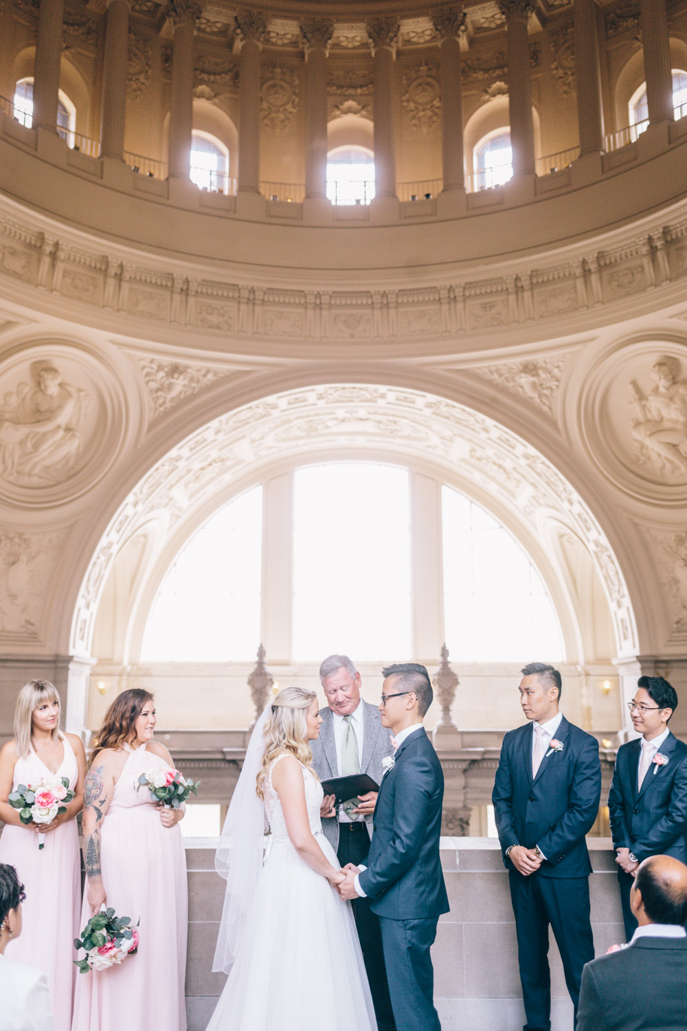 San Francisco City Hall Wedding Photos City Hall Wedding Photographer JBJ Pictures-14.jpg