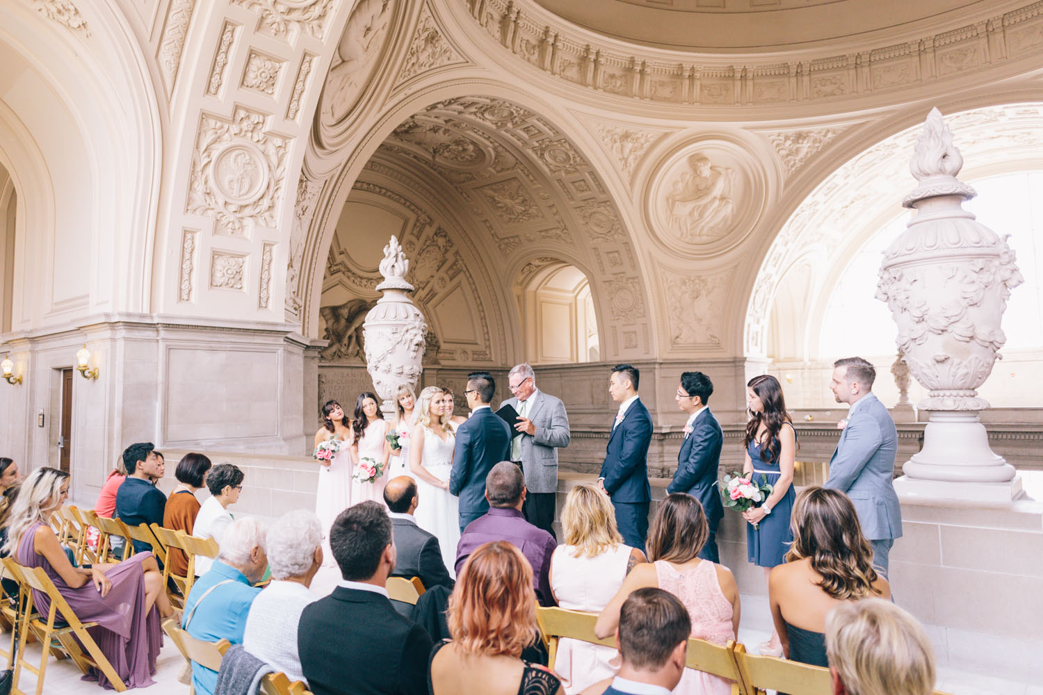 San Francisco City Hall Wedding Photos City Hall Wedding Photographer JBJ Pictures-16.jpg