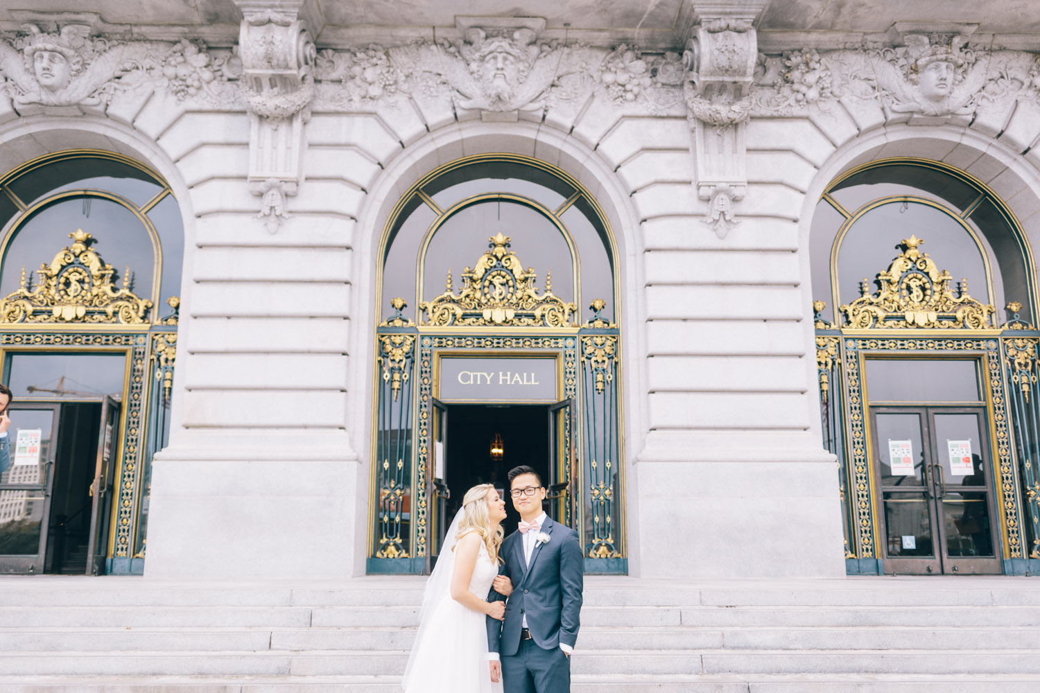 San Francisco City Hall Wedding Photos City Hall Wedding Photographer JBJ Pictures-29.jpg