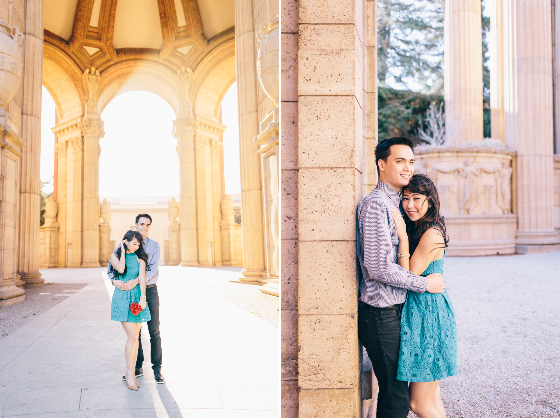 San Francisco Engagement Session Crissy Fields Palace of Fine Arts Engagement Photos by Engagement and Wedding Photographer JBJ Pictures-331.jpg