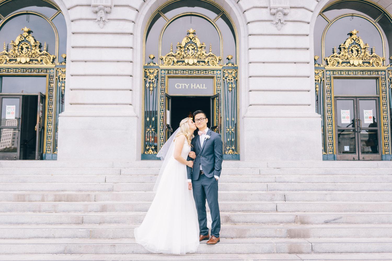 San Francisco City Hall Wedding Photos City Hall Wedding Photographer JBJ Pictures-28.jpg
