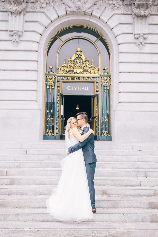 San Francisco City Hall Wedding Photos City Hall Wedding Photographer JBJ Pictures-31.jpg