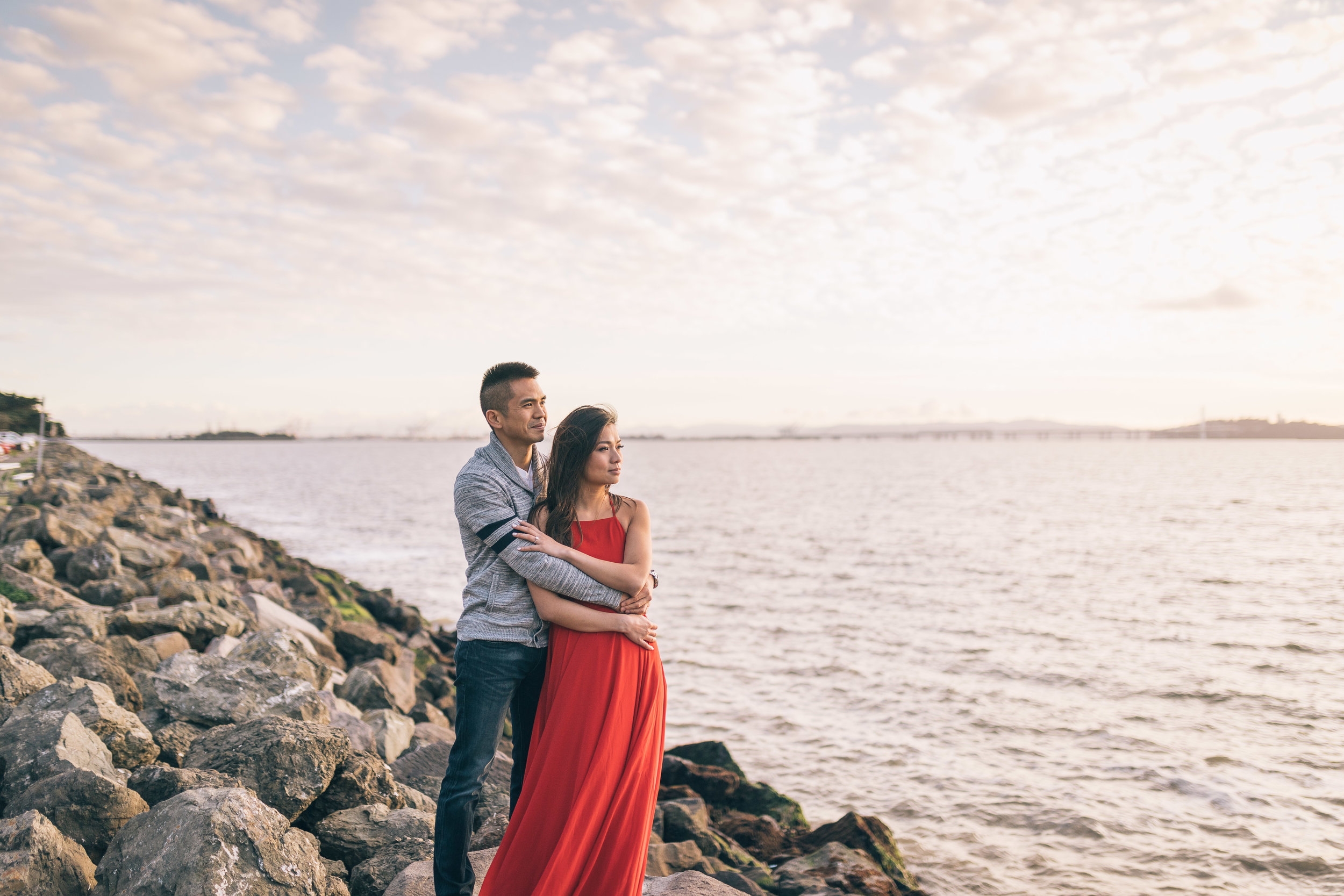 UC Berkeley Botanical Gardens Engagement Session - Emeryville Pier Engagement Photos by JBJ Pictures-Photographer in San Francisco Bay Area (22).jpg