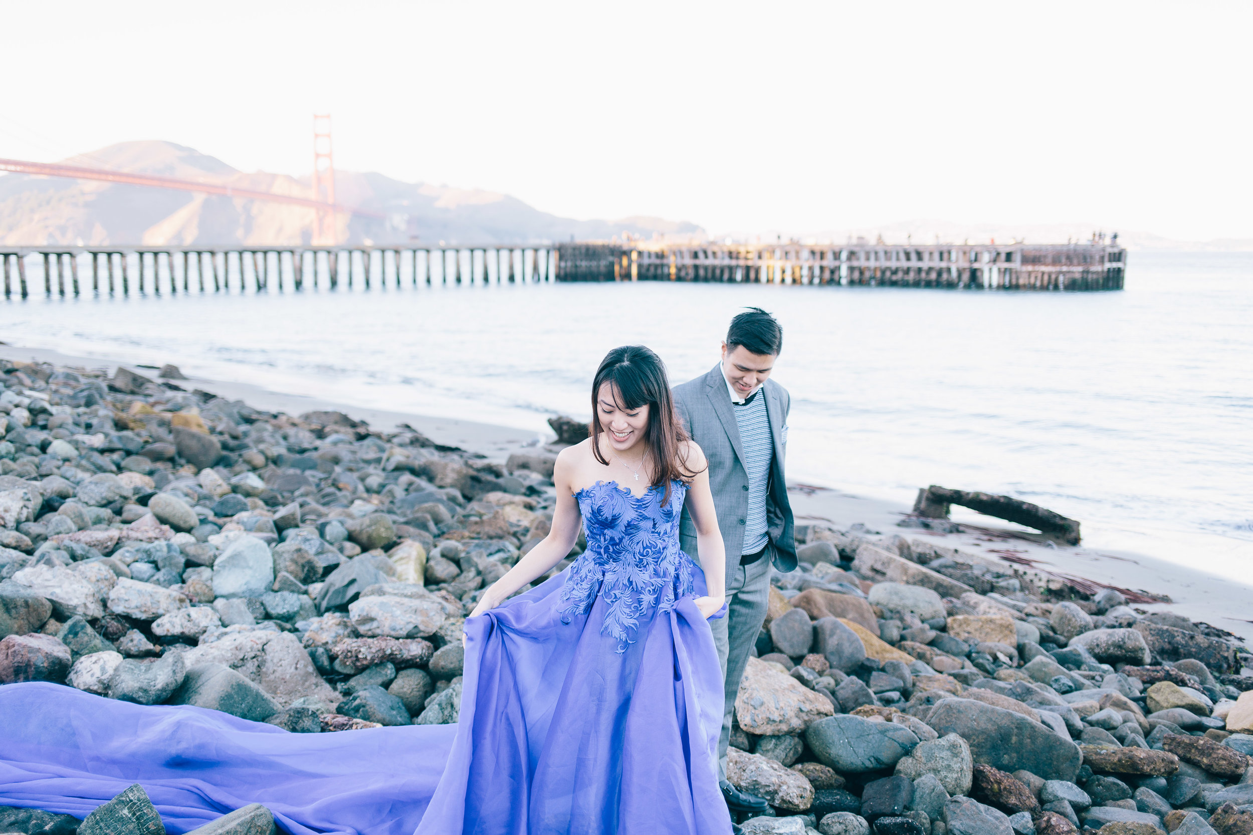 Pre-Wedding Photos in San Francisco by JBJ Pictures Pre-Wedding Photographer, Engagement Session and Wedding Photography in Napa, Sonoma, SF Bay Area (11).jpg