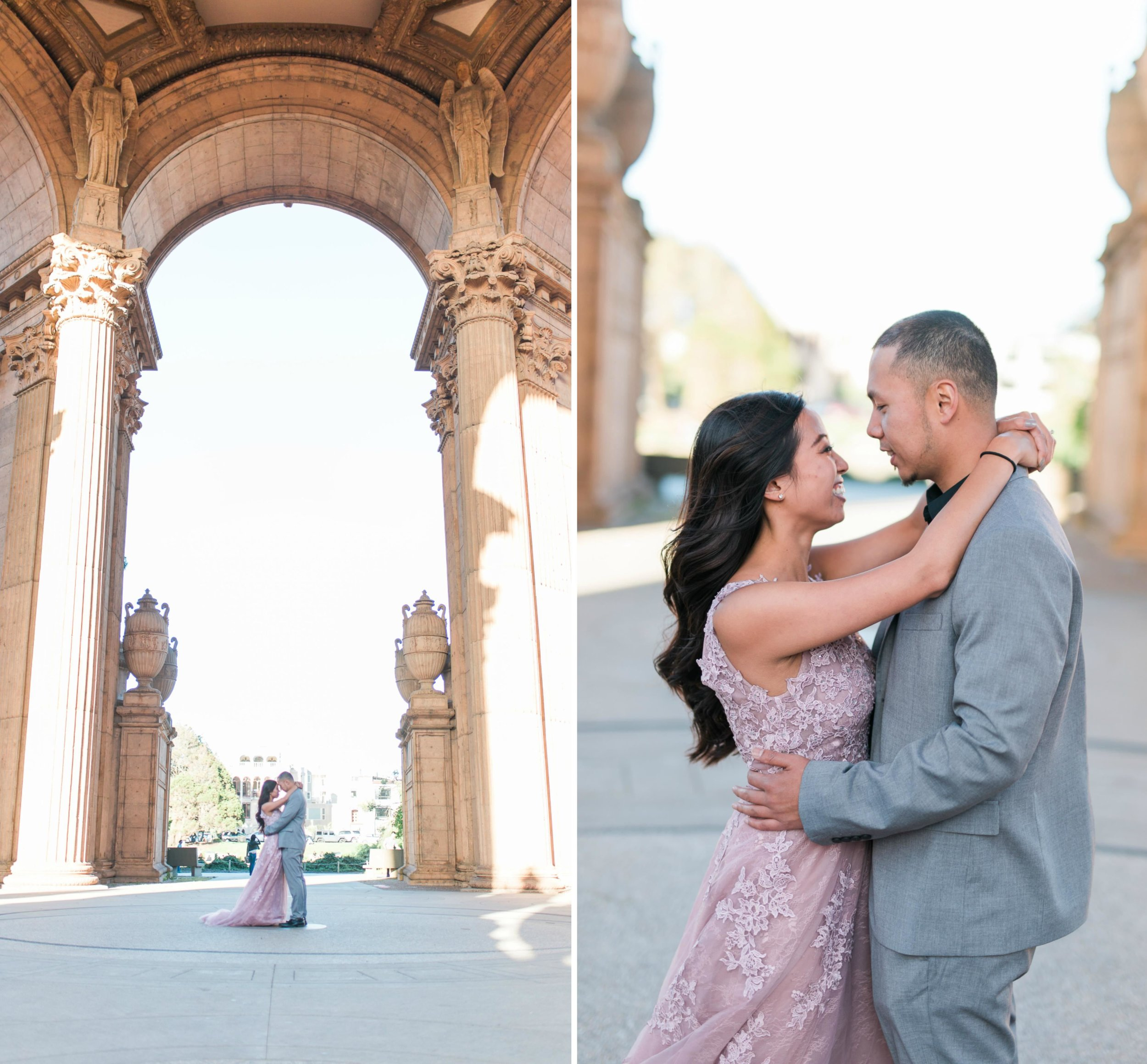 Palace of Fine Arts Engagement Photos - Lover's Lane San Francisco Engagement Session by JBJ Pictures Wedding Photographer in San Francisco (15).jpg