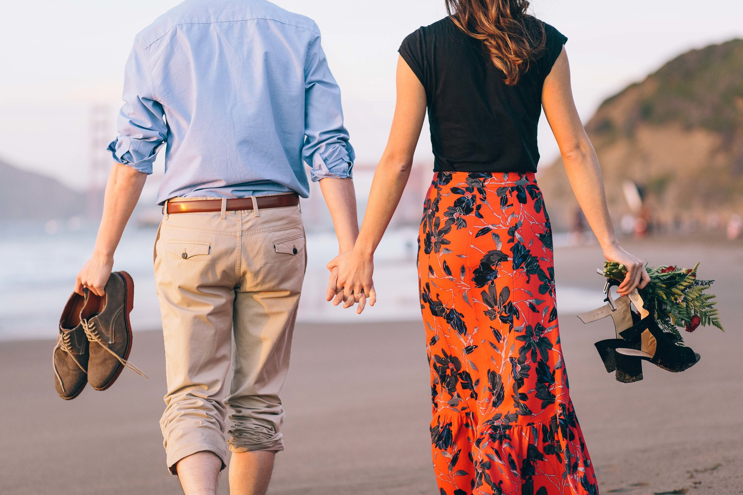 Best Engagement Photo Locations in San Francisco - Baker Beach Engagement Photos by JBJ Pictures (1).jpg