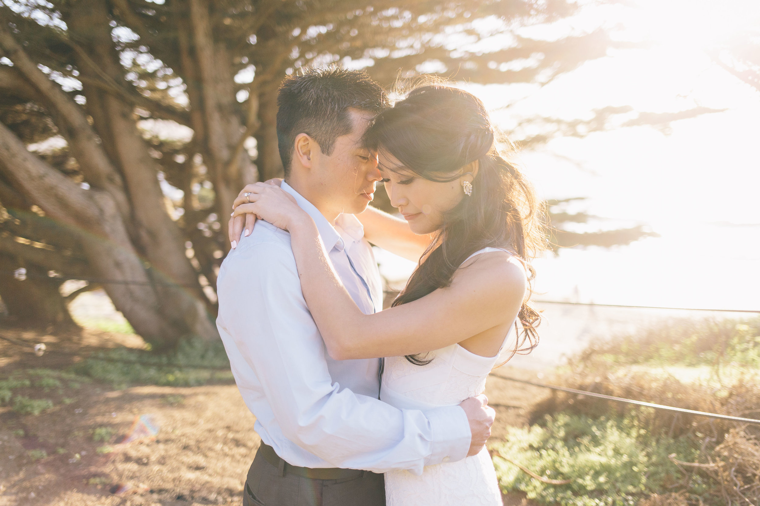 Best Engagement Photo Locations in San Francisco - Baker Beach Engagement Photos by JBJ Pictures (14).jpg
