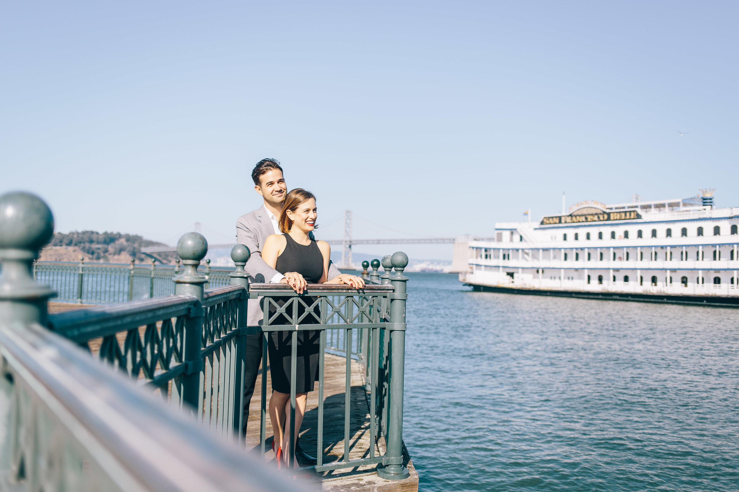 Pier 7 Engagement Photos by JBJ Pictures - Pre-wedding Photo Session in San Francisco (3).jpg