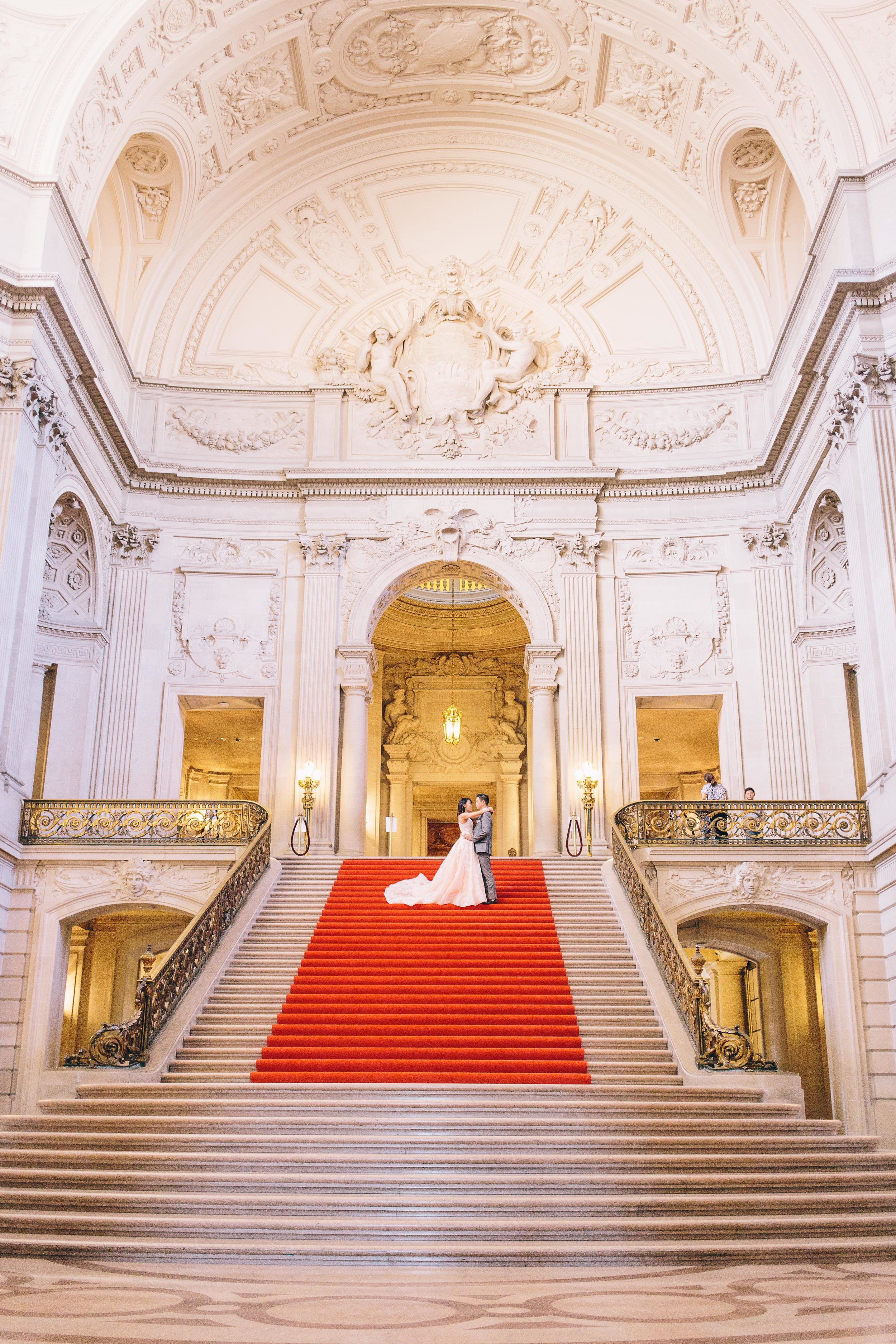 San Francisco City Hall Pre-Wedding Photos by JBJ Pictures - SF City Hall Wedding and Engagement Photos (1).jpg