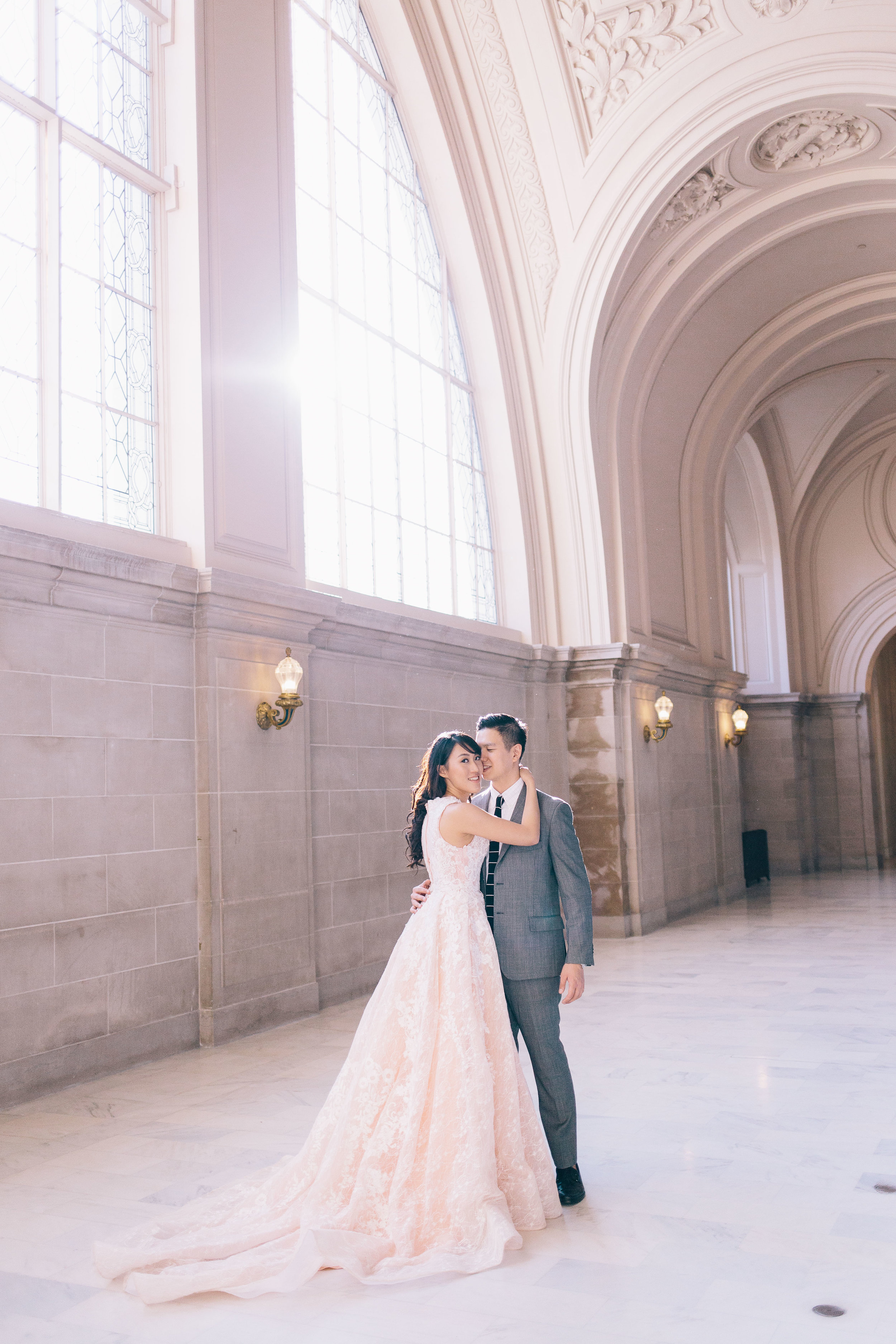 San Francisco City Hall Pre-Wedding Photos by JBJ Pictures - SF City Hall Wedding and Engagement Photos (4).jpg