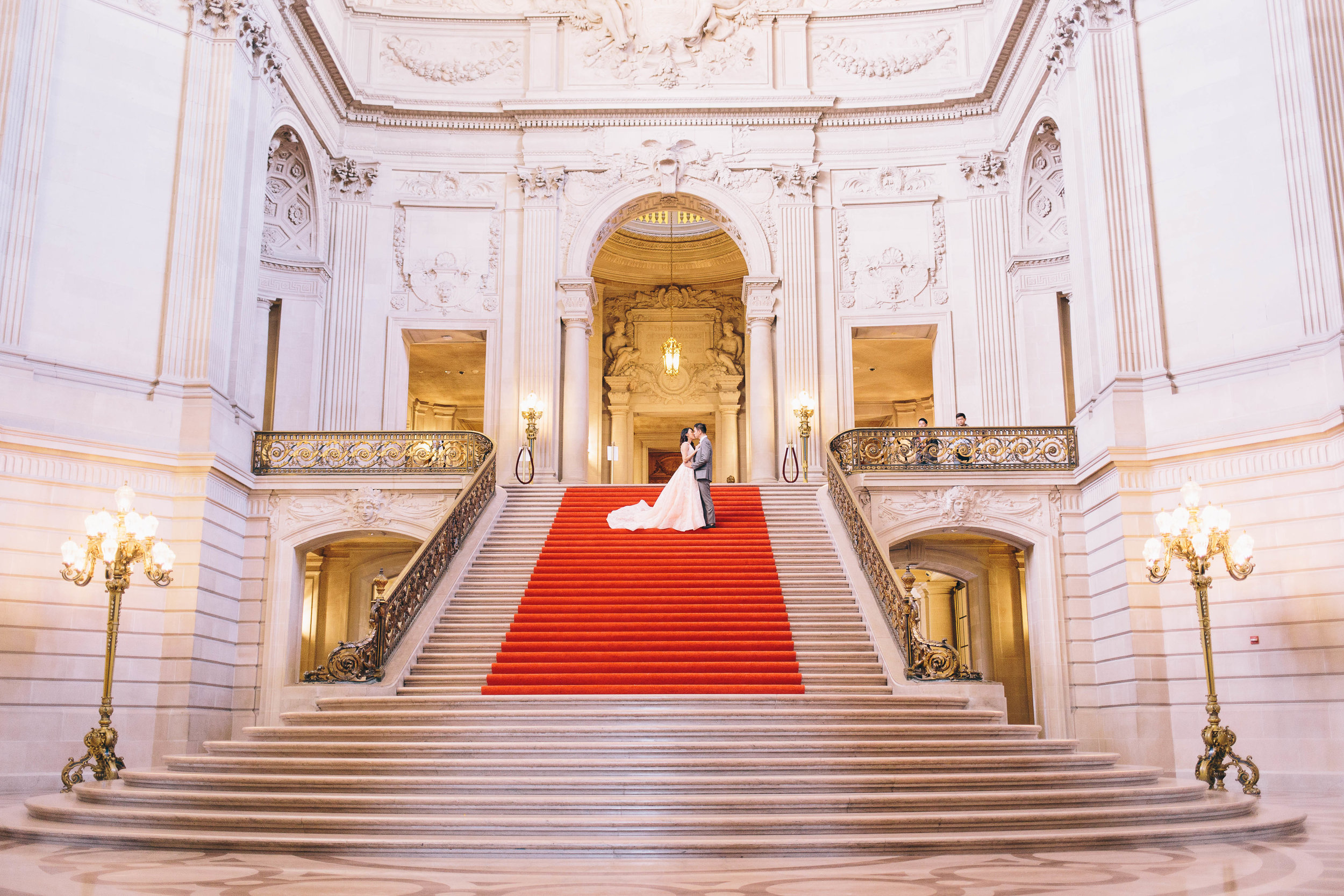 San Francisco City Hall Pre-Wedding Photos by JBJ Pictures - SF City Hall Wedding and Engagement Photos (9).jpg