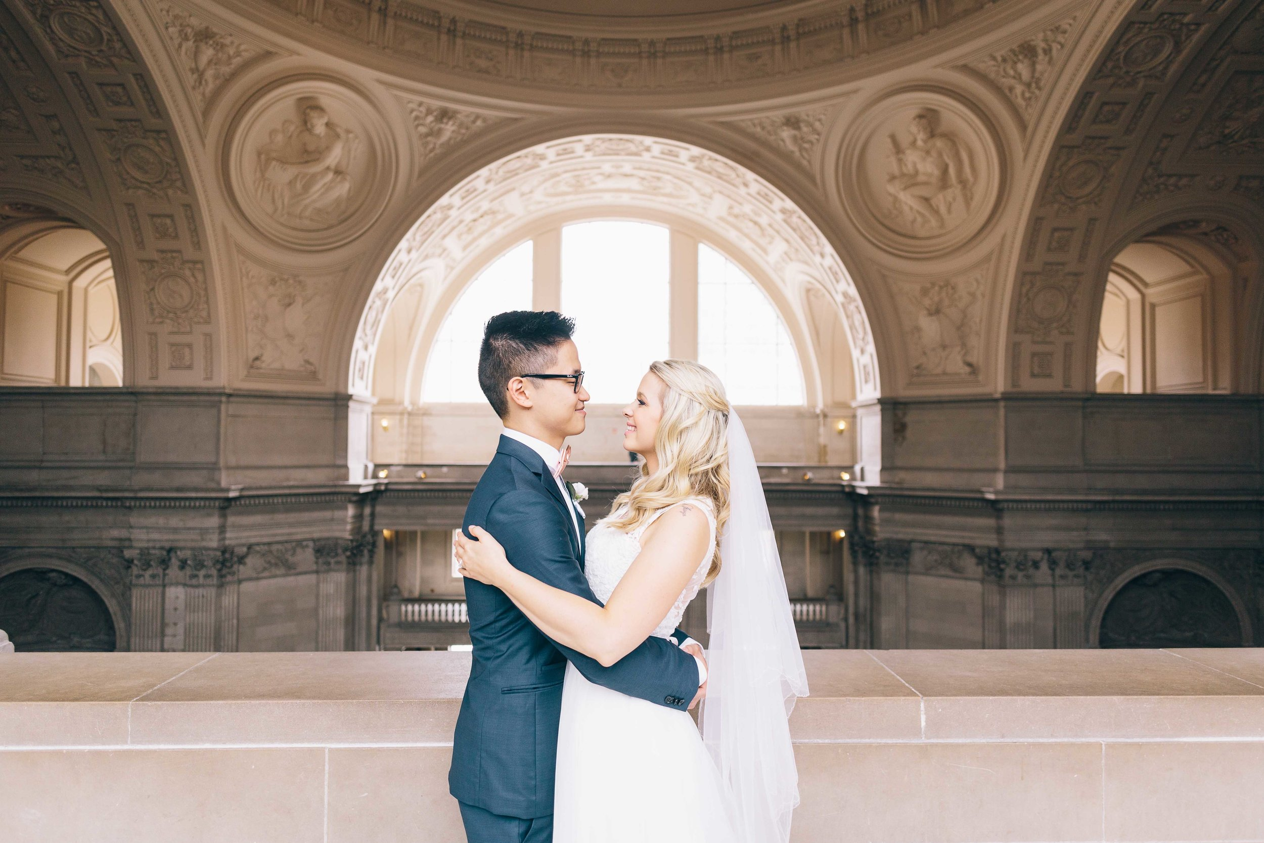 San Francisco City Hall Pre-Wedding Photos by JBJ Pictures - SF City Hall Wedding and Engagement Photos (16).jpg