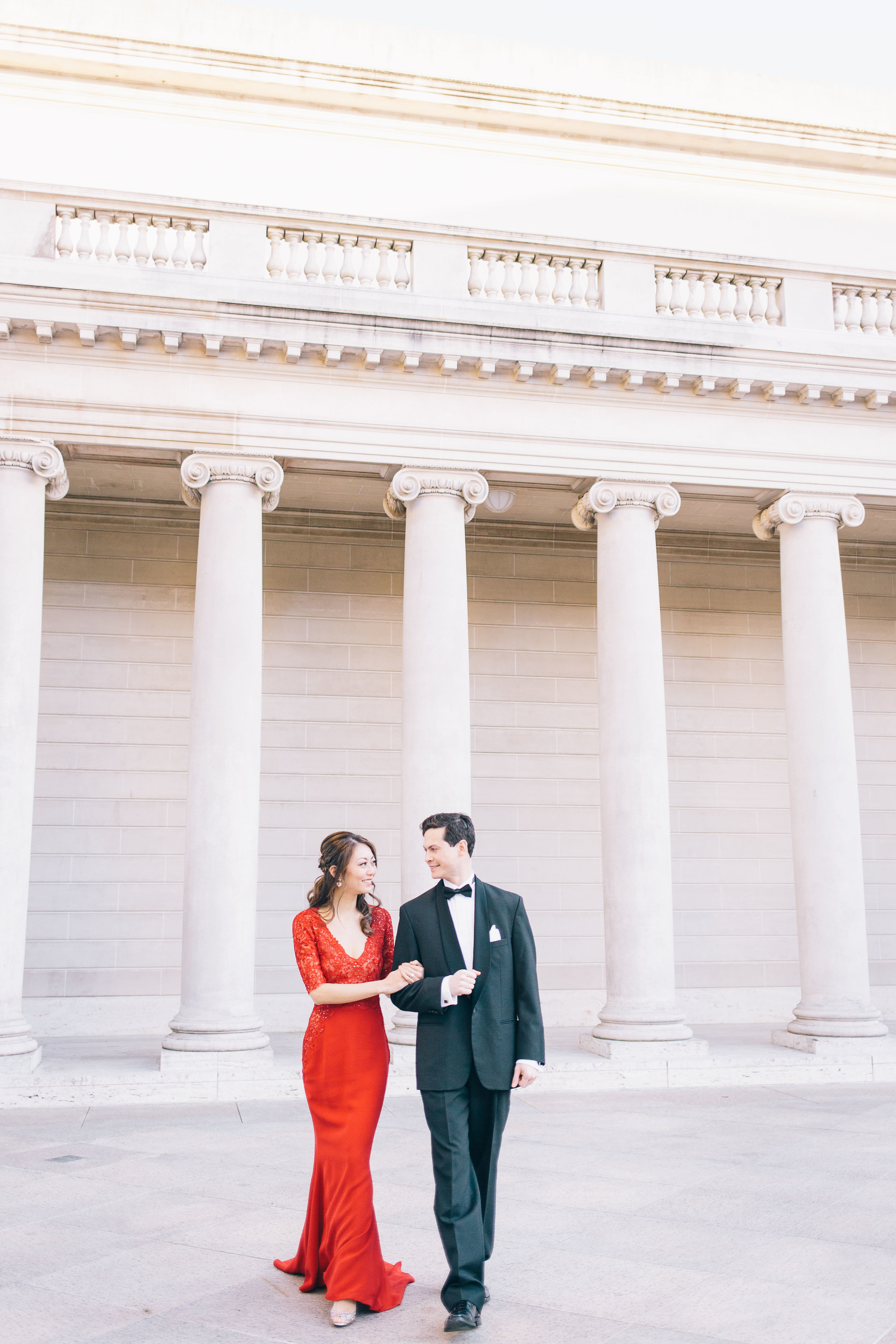 Legion of Honor Engagement Photos by JBJ Pictures - Best Locations for Engagement Photos in SF (5).jpg