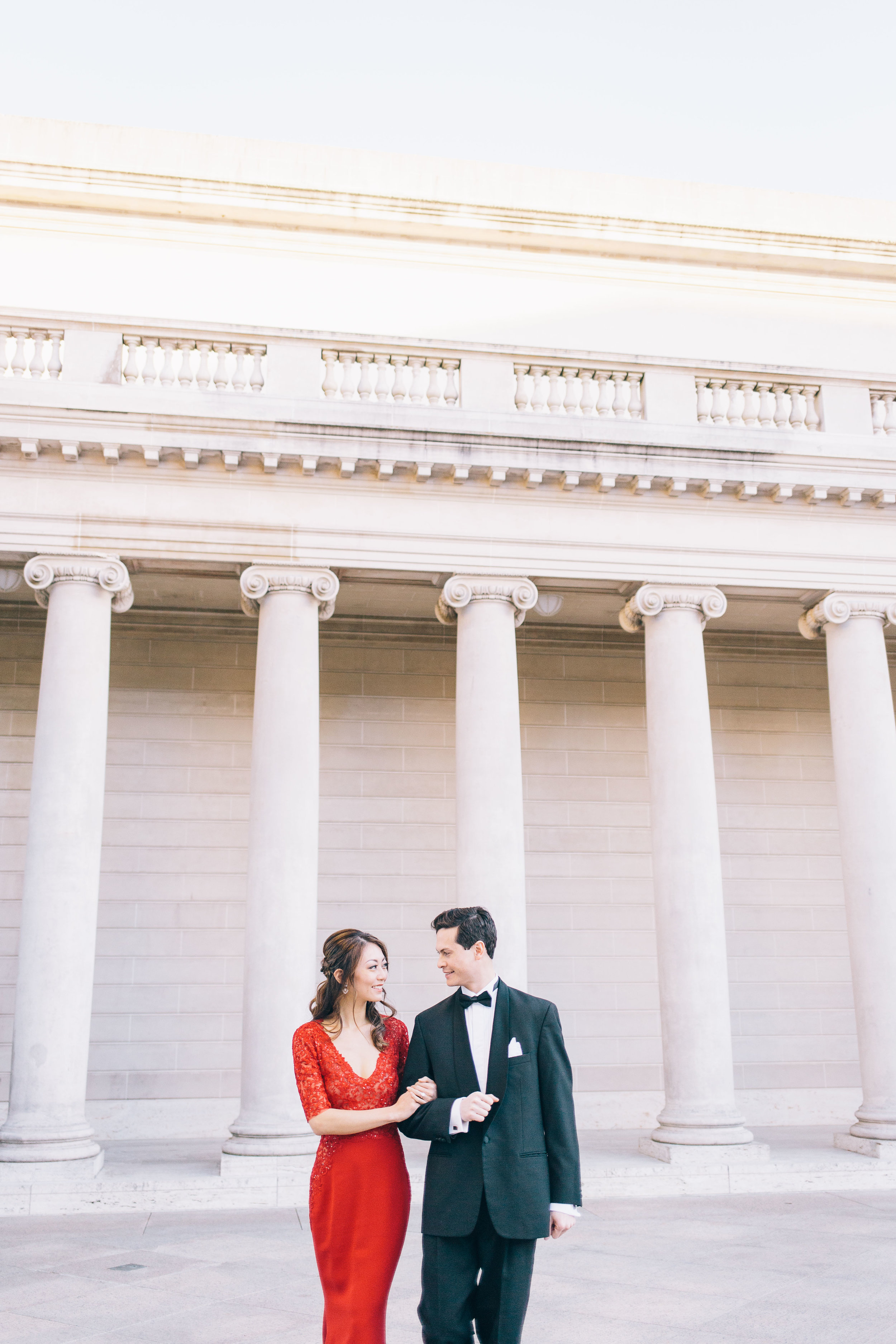 Legion of Honor Engagement Photos by JBJ Pictures - Best Locations for Engagement Photos in SF (6).jpg