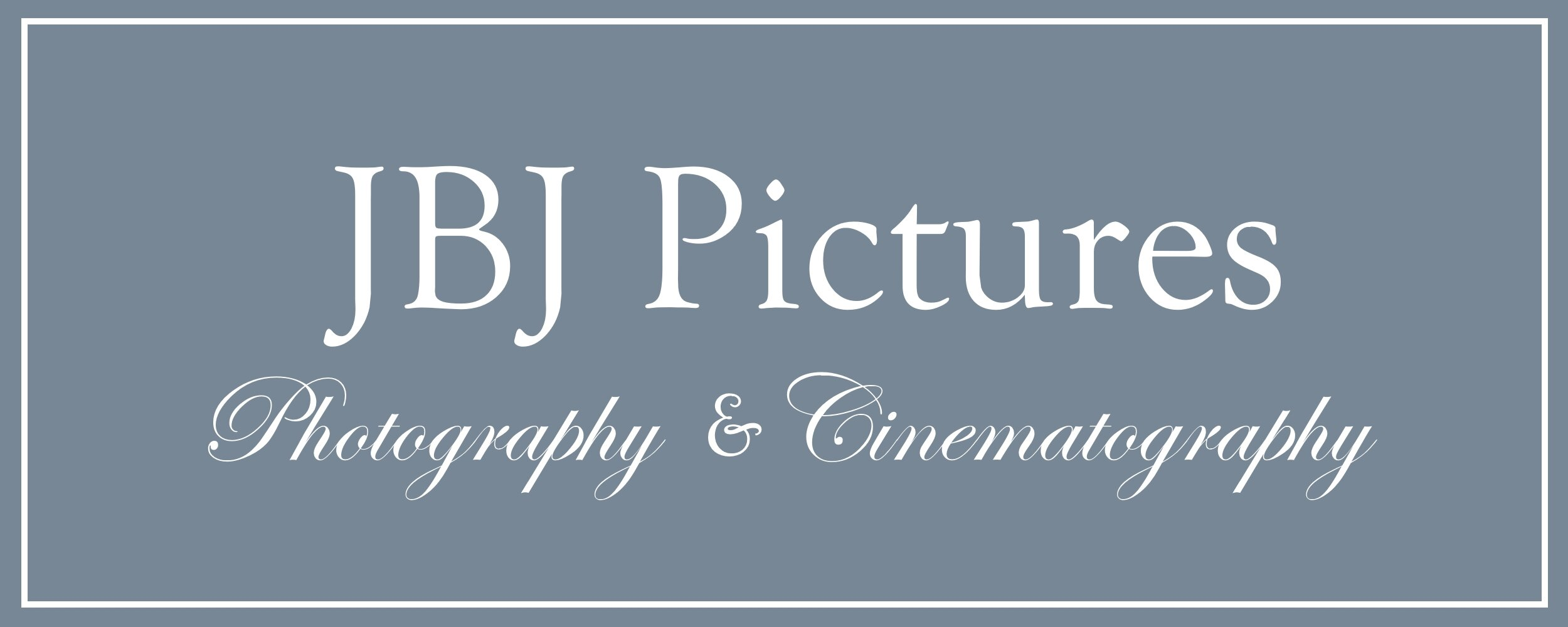 JBJ Pictures Logo - NEW 3 White  Text - Grey Background.jpg