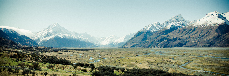 Aoraki/Mount Cook National Park