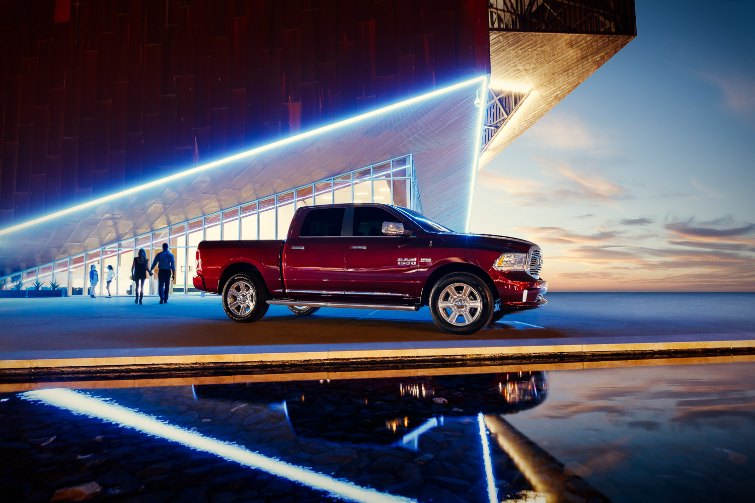Ram Trucks / The Richards Group