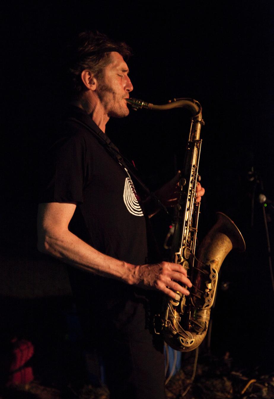Tony Hicks, saxophone, clarinet