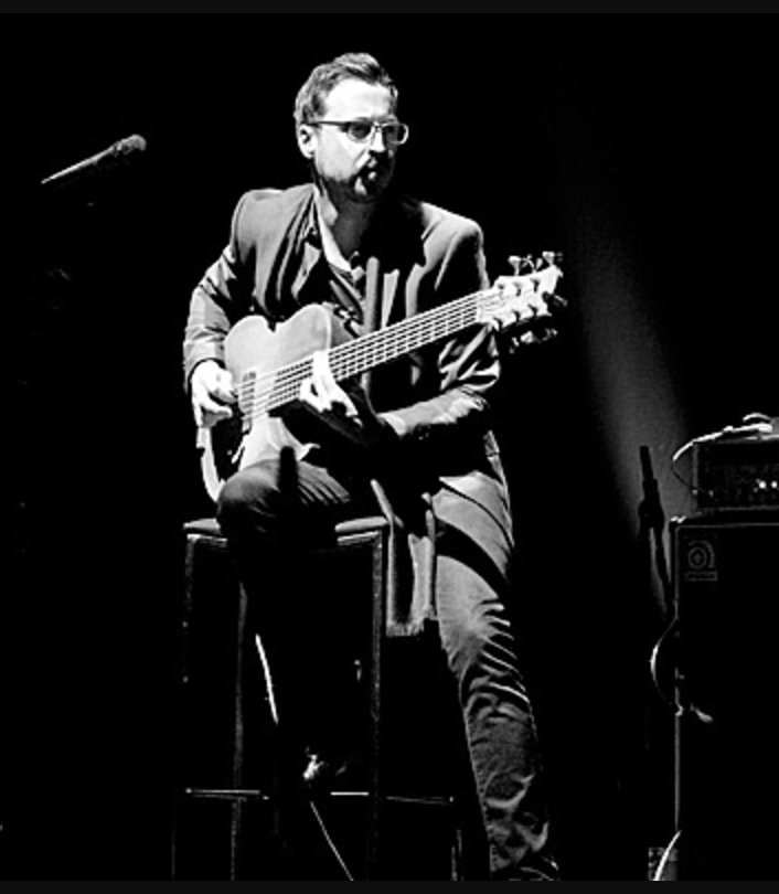 Christopher Hale, bass