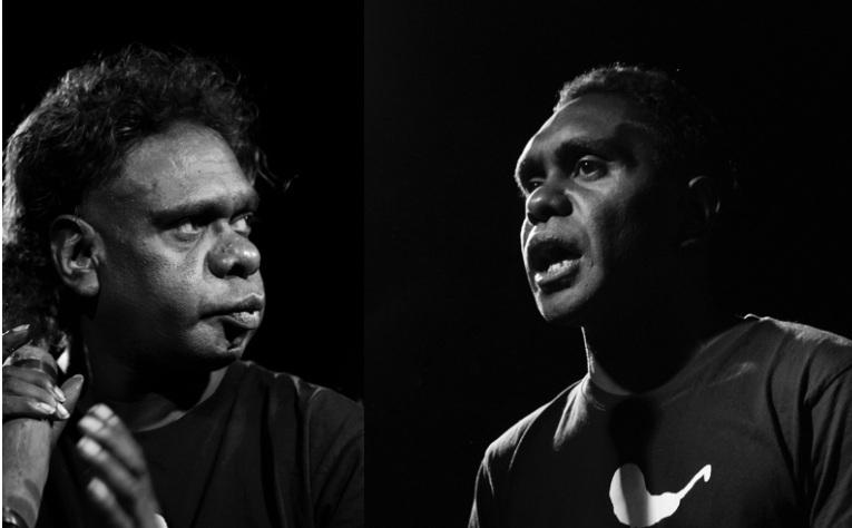 Daniel & David Wilfred, voice/bilma/yidakki