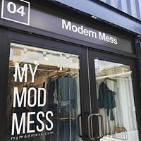 Modern Mess Black Friday - when: Friday, November 23rd | 12 pm - 4 pmwho: Skin & Bones + Modern Mess tribeWhat: Insanity shoppingWhere: Boxyard TulsaWhy: It's not the mall