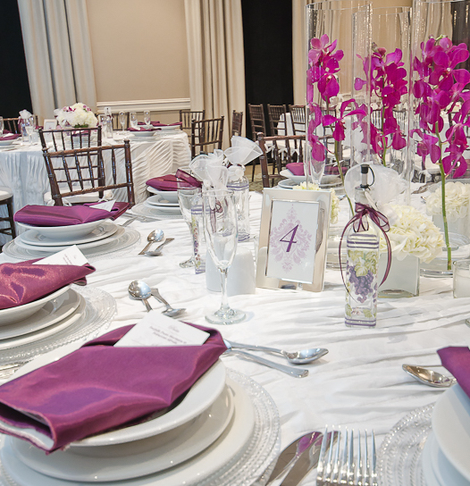 Linens and Florals