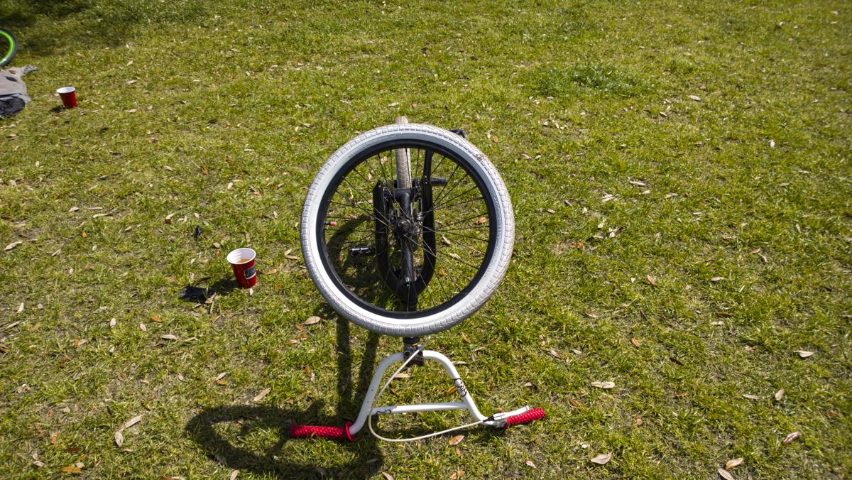 Bike Apart, 2014