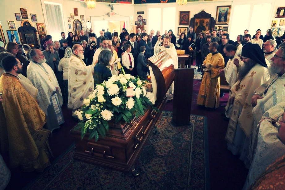 Slideshow of Archpriest Jacob's Funeral