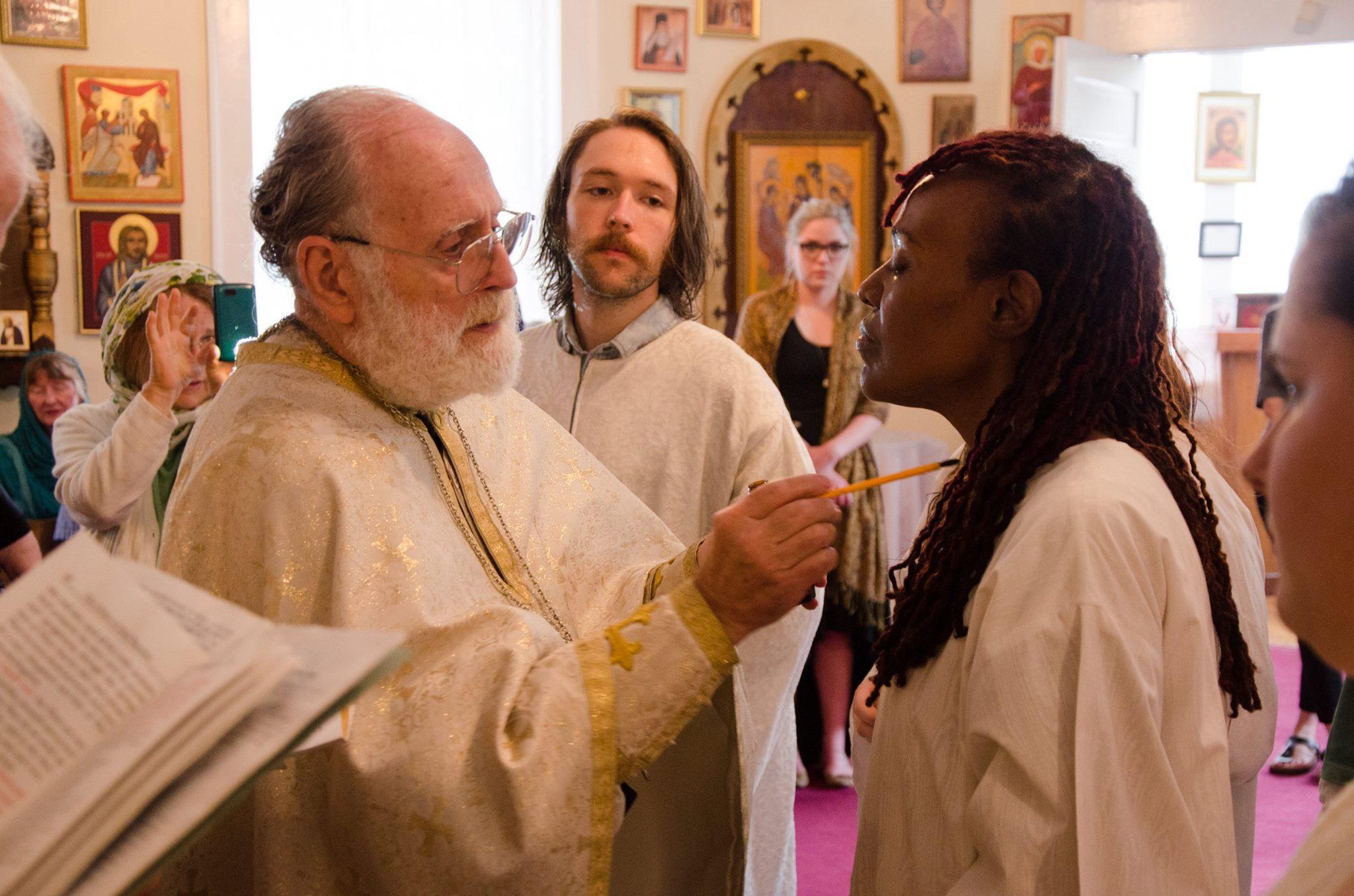 +Priest Chris Williamson -