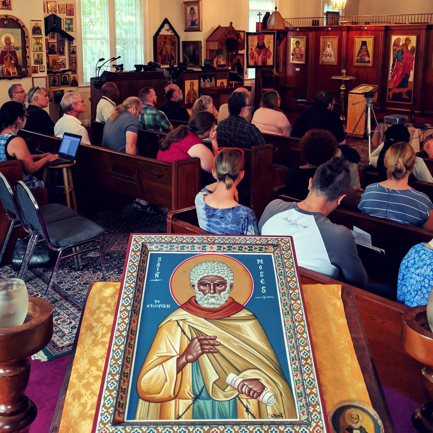 Brotherhood of St Moses -