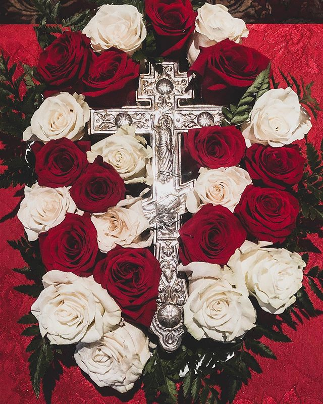 """Today we celebrate the Feast of the Exaltation of the Precious and Life Giving Cross of the Lord. It was fitting therefor to have Fr. Dcn. Stephen Muse to deliver a talk on, """"The Way, the Truth, and the Life of the Cross."""""""