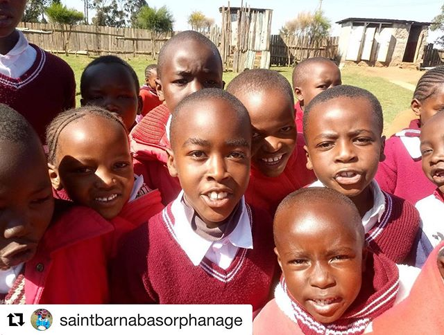 Do you know about the @saintbarnabasorphanage and school in rural Kenya? It's a beautiful project that ministers to over 500 children in need. With the help of their partners they are growing by leaps and bounds, but they need help. Check out their page on Instagram and Facebook, and consider sponsoring some kids!