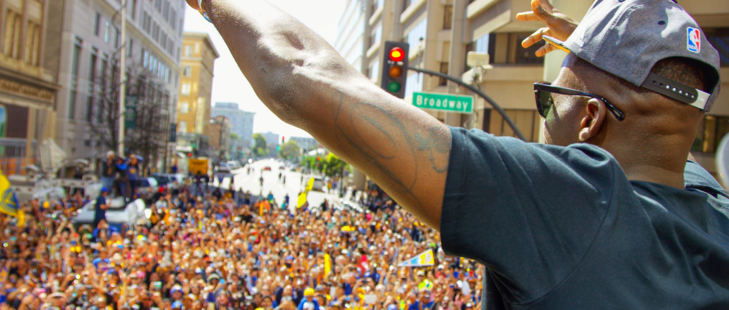DRAYMOND TALKS THE PARADE - BLEACHER REPORT   WATCH
