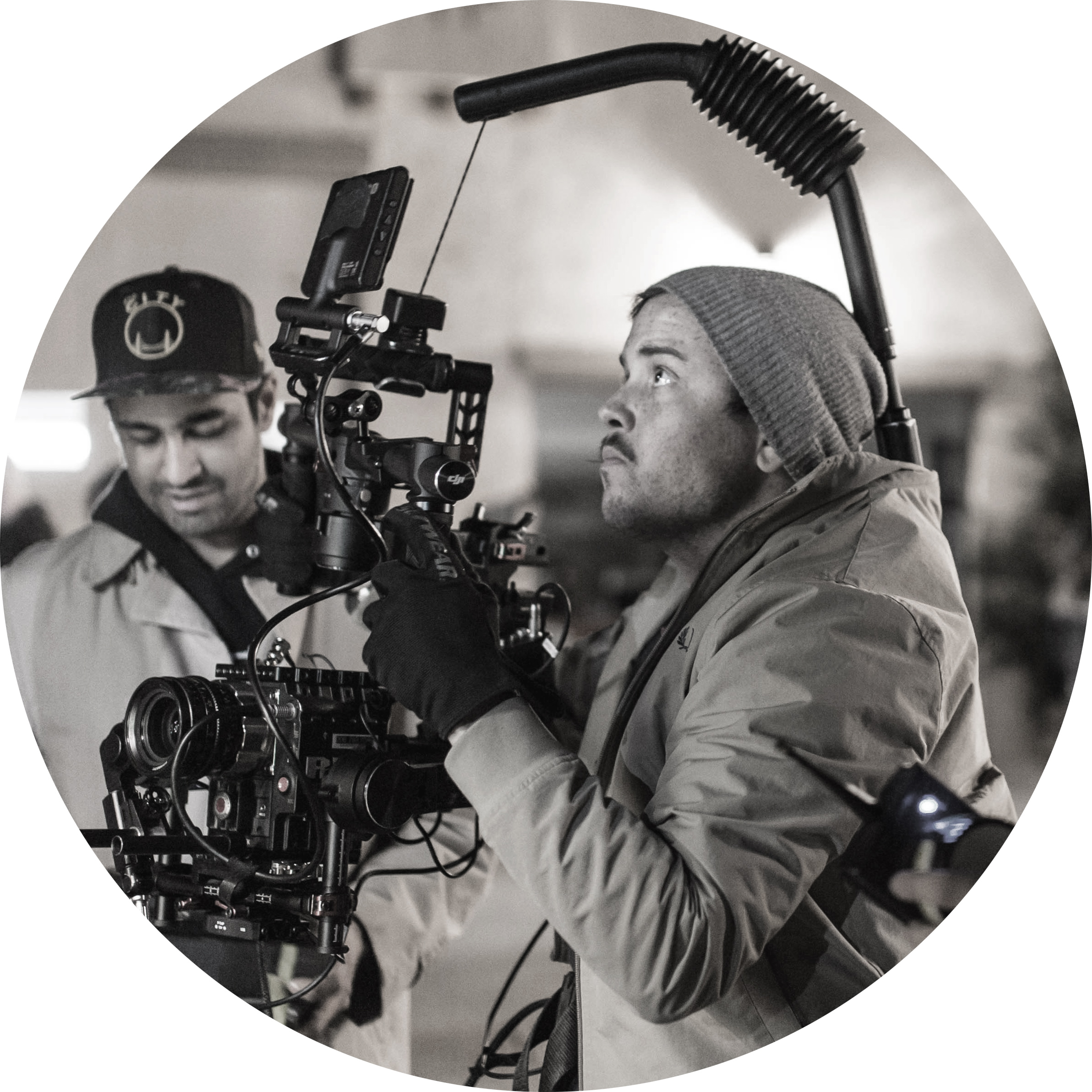TAYLOR GILKESON - CEO | CINEMATOGRAPHER