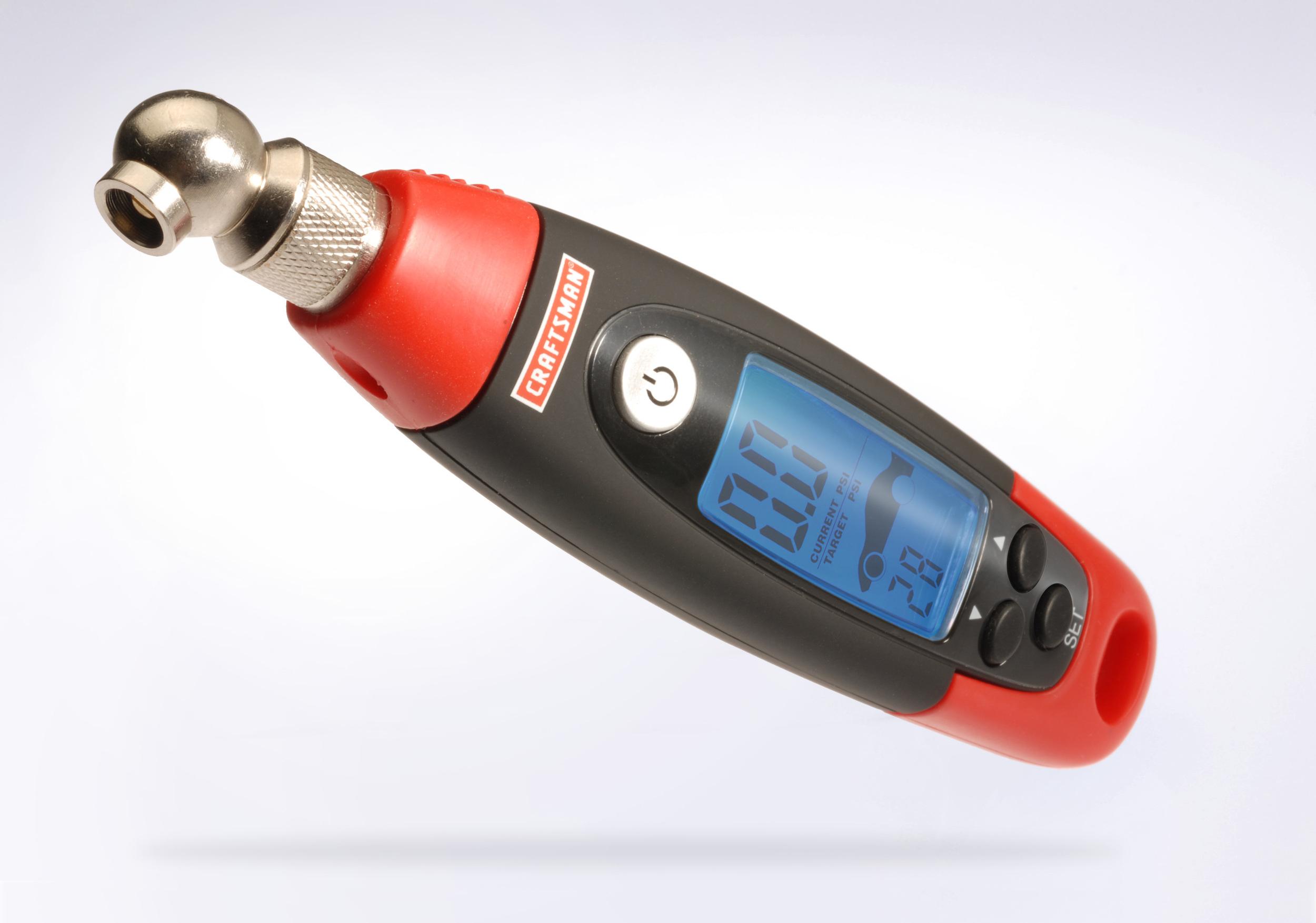 Craftsman digital tire gauge