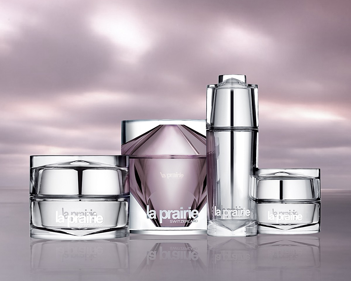 La Prairie Platinum Collection Family