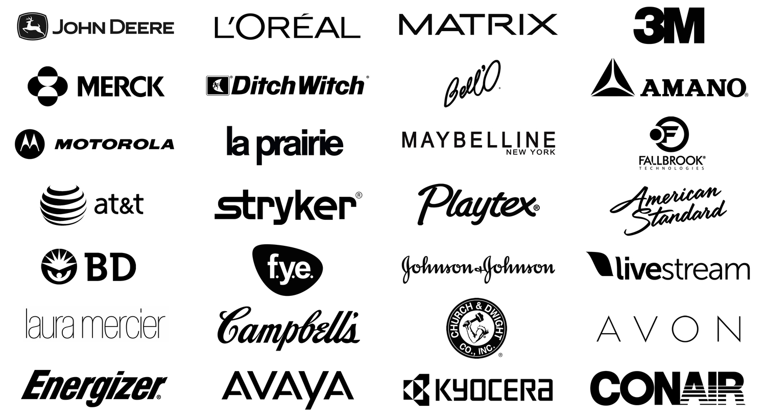 Insync Design Client-List 2014
