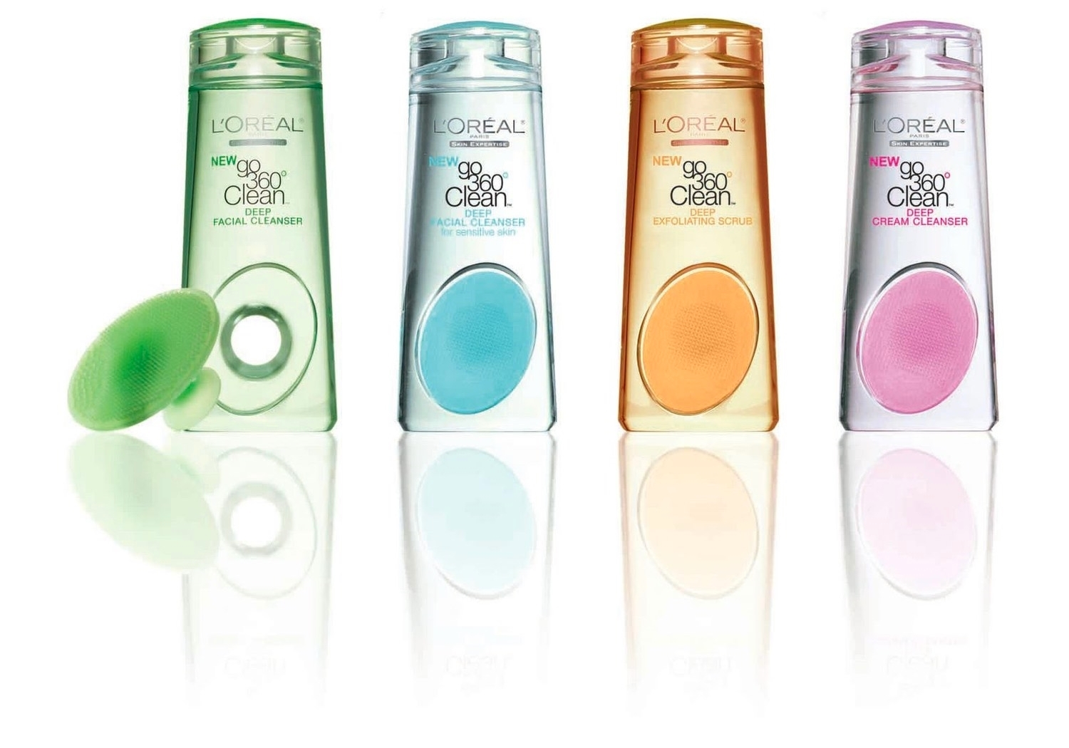 LOreal go Clean 360 Collage 2