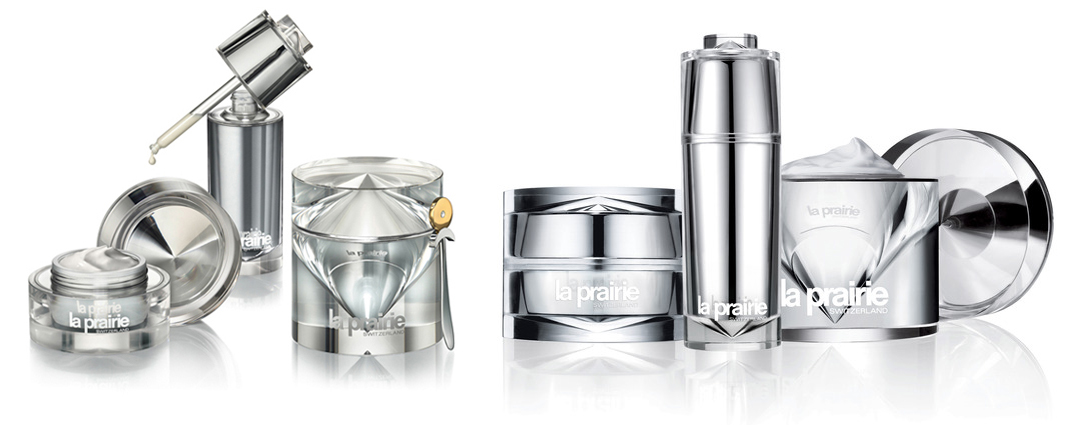 La Prairie Platinum Collection Family 2
