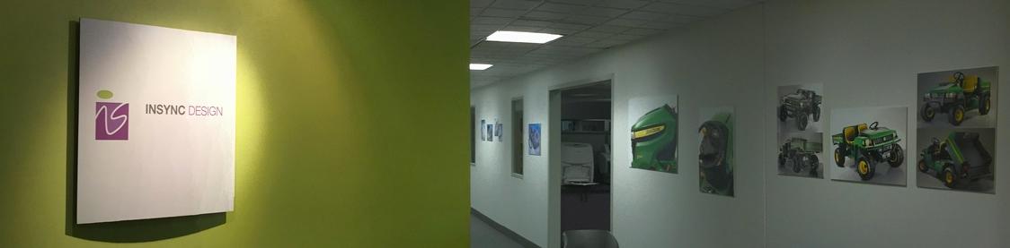 Insync Design Office Banner