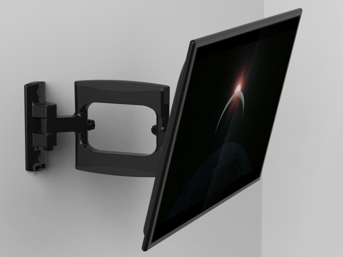BellO flat panel system rendering