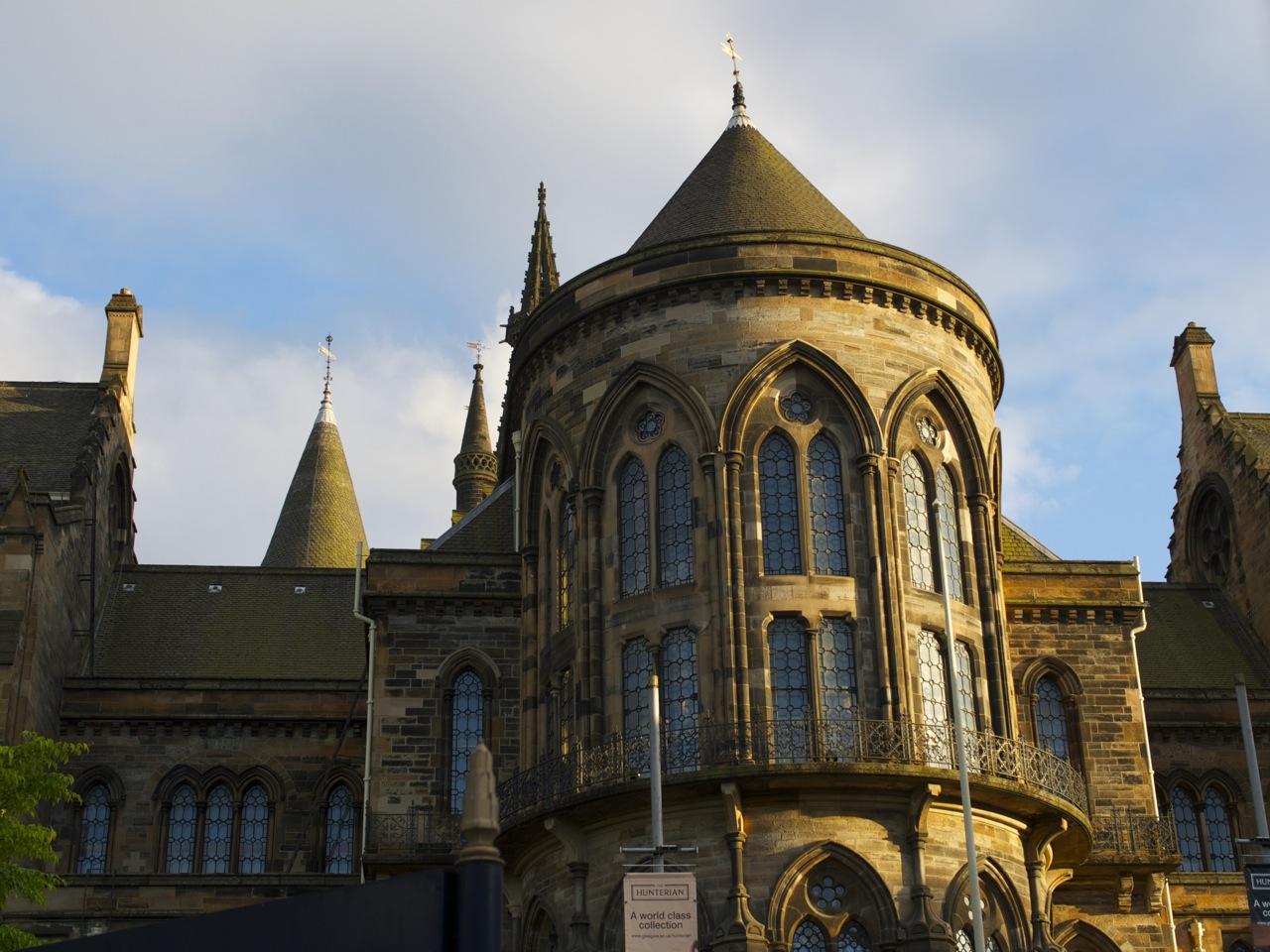 University of Glasgow Main Building