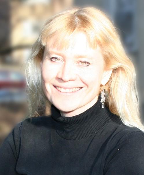 Lynette Reini-Grandell. Photo by Venus de Mars