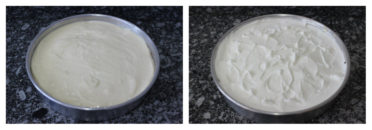 Batidinhas no merengue para um efeito mais bonito - Foto por Bruno França e Nana Bastos