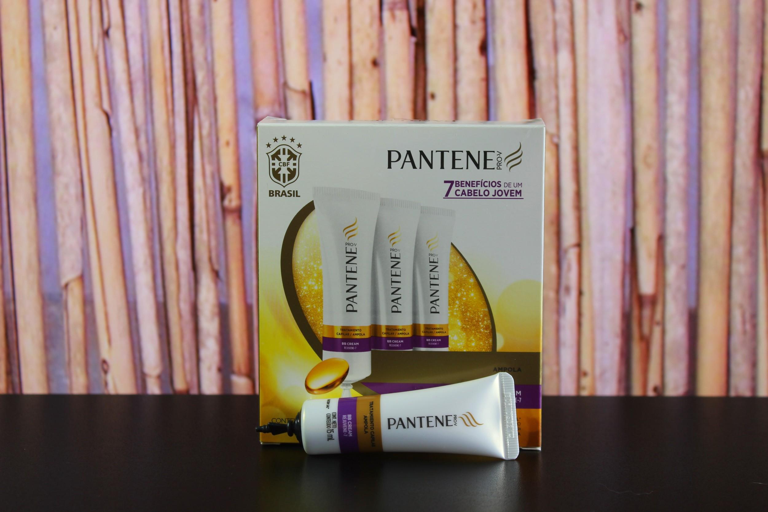 Ampolas de tratamento intensivo Pantene - Foto por Bruno França