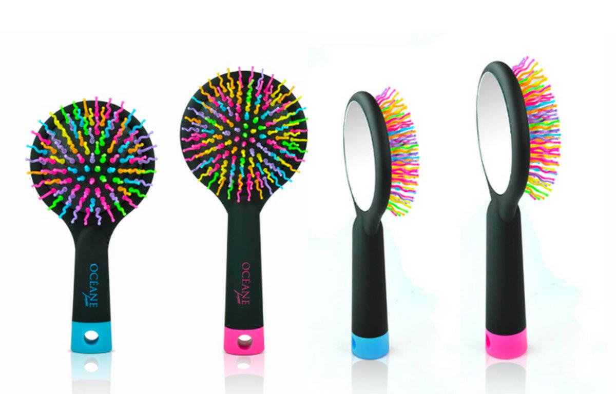 Rainbow Brush da Océane Femme