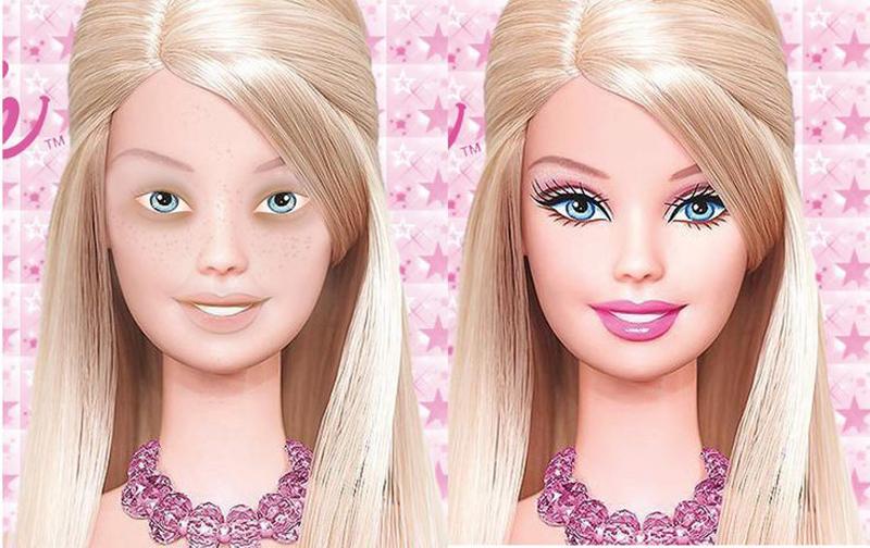 barbiemakeup