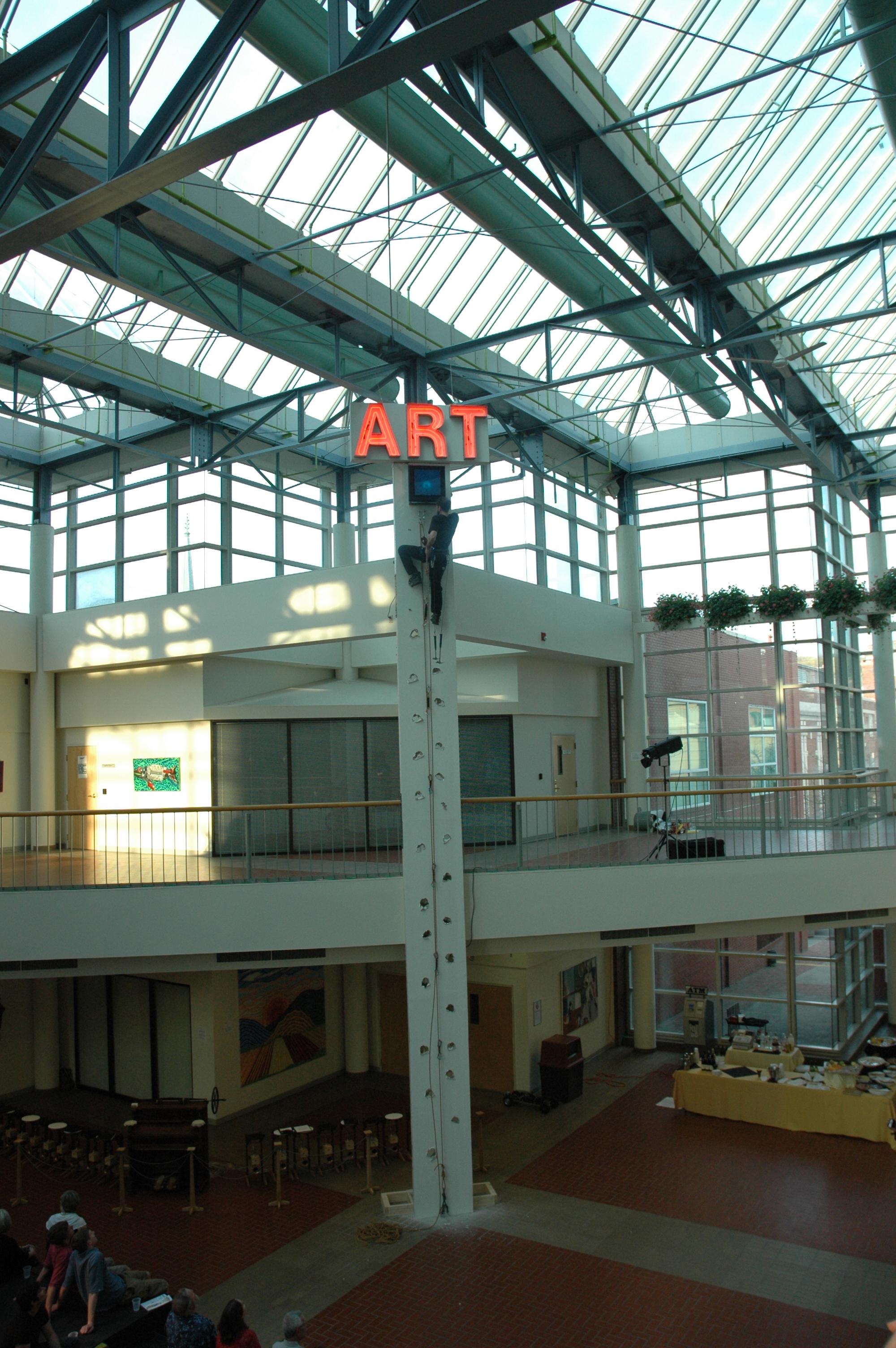 Art Climbing - After Climb full view.JPG